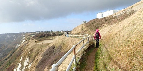 Dover and a Sea walk to Folkestone tickets