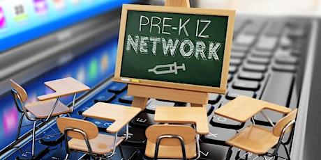 SDIP Pre-K Iz Network Update August 2020 tickets