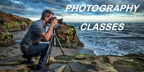Beginner Photography Class #2 with Tony Pagliaro, Professional Photographer tickets