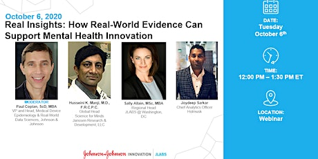 Real Insights: How Real-World Evidence Can Support Mental Health Innovation tickets