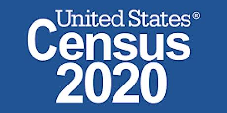 Census 2020 Recruitment tickets