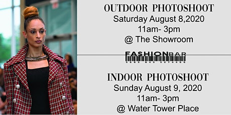 FashionBar's Photo-shoot Opportunity  (The Showroom & Water Tower Place) tickets