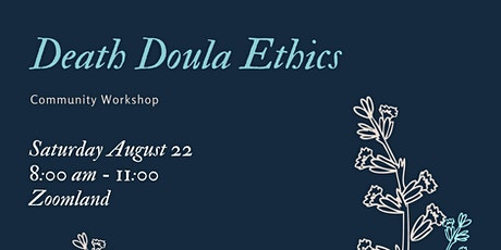 Death Doula Code of Ethics tickets