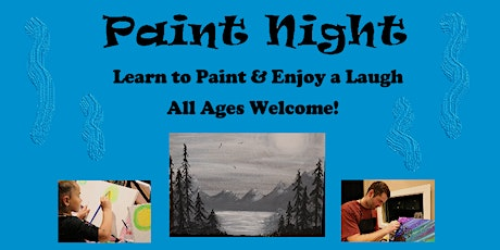Another Paint Night @ Jay C's Diner! tickets