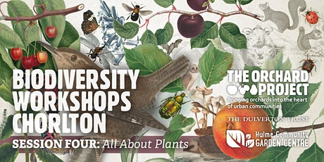 Biodiversity Workshop Chorlton - All About Plants tickets