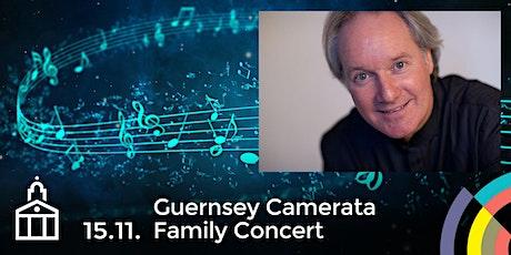 Guernsey Camerata Family Concert tickets
