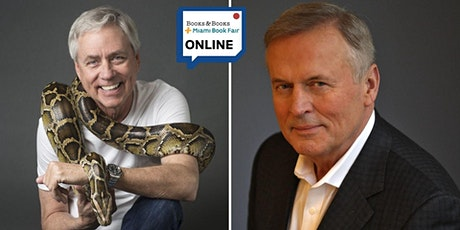 Carl Hiaasen in conversation with John Grisham, hosted by Books & Books tickets