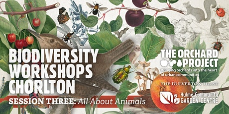 Biodiversity Workshop Chorlton - All About Animals tickets