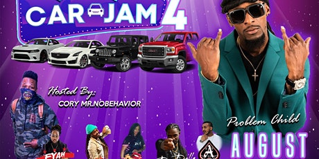 DMV Car Jam!! DJ Ablaze | Fyah Oats | Problem Child (30 mins from DC) tickets