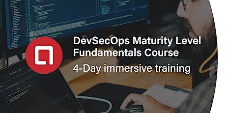 DevSecOps Maturity Level Fundamentals Course entradas