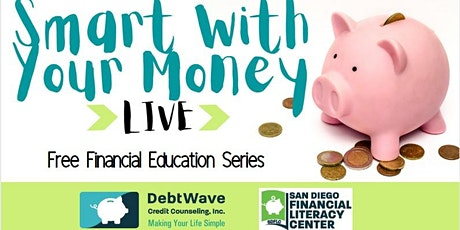Smart With Your Money LIVE tickets