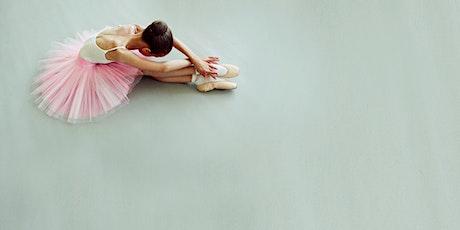 Live Ballet Class - Future Etoiles/Beginner Ballet tickets