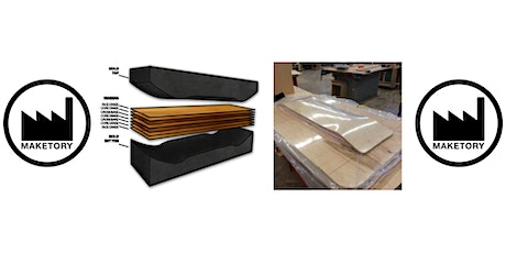 Wood Bending & Lamination tickets