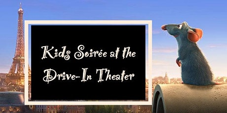 Kids Night at the Drive-In: Parisian Soirée tickets