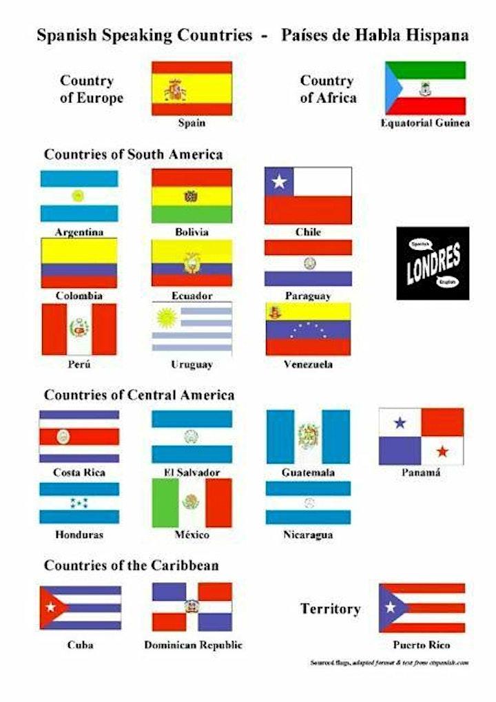 Londres Language Exchange INTERCAMBIO (Native English – Native Spanish) image