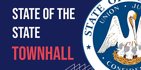 State of the State Townhall tickets