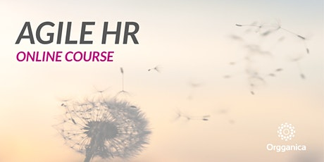 Agile HR Online Course tickets