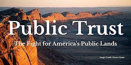 Public Trust, a Patagonia Film tickets