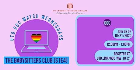 Watch Wednesdays: The Babysitters Club (S1E4) tickets
