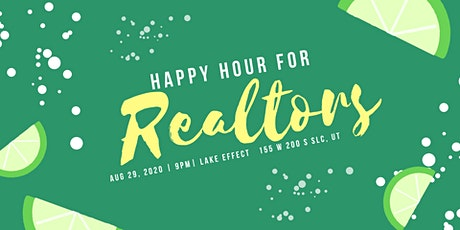 August Realtor Happy Hour tickets