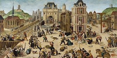 Paris de la Renaissance à la Réforme