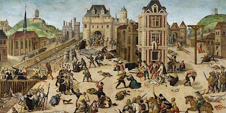 Paris de la Renaissance à la Réforme tickets