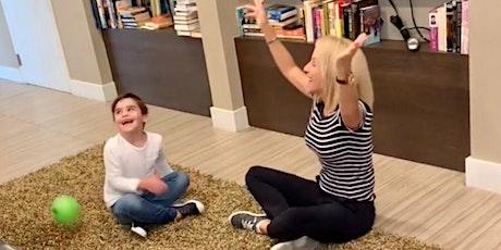 Rutinas de juego para conectar y comunicar con su hijo en la casa entradas