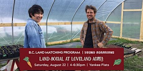Land Social at Loveland Acres tickets