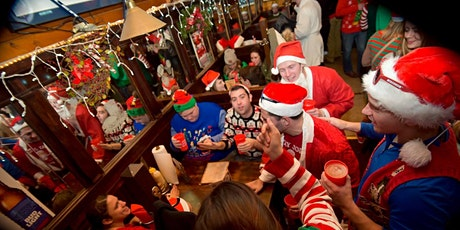4th Annual 12 Bars of Christmas Bar Crawl® - Raleigh tickets