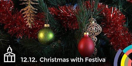 Festiva Celebrates Christmas tickets