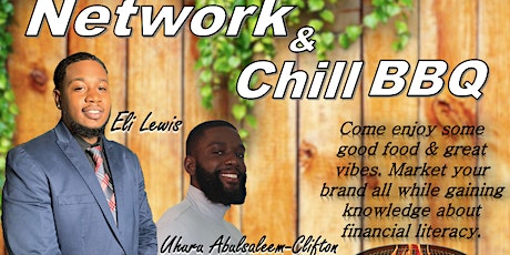 Network and Chill BBQ tickets