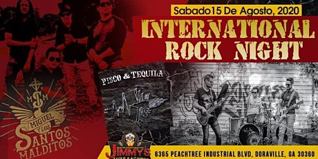 International ROCK NIGHT tickets