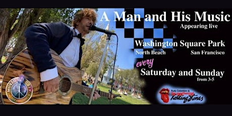 A Man and His Music Appearing Live! tickets