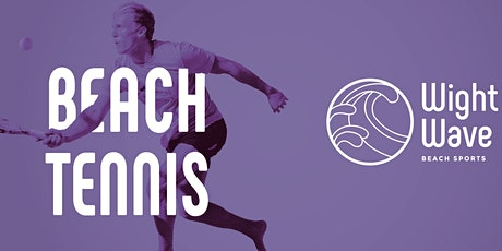Beach Tennis Community Coaching *FREE TO ATTEND * LIMITED SPACES* tickets