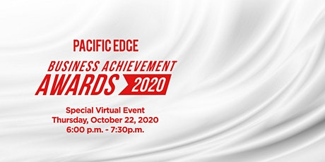 Pacific Edge Magazine's 10th Annual Business Achievement Awards tickets