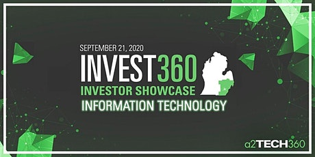 a2Tech360 presents: Invest360 IT Session tickets