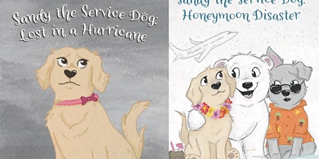 Sandy the Service Dog Live Read Fundraiser for St. Jude tickets