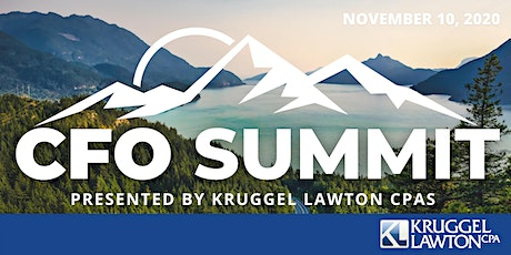 2020 CFO SUMMIT tickets