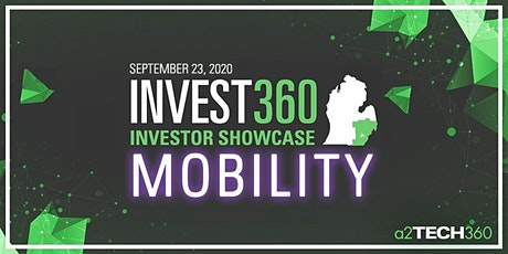 a2Tech360 presents: Invest360 Mobility Session tickets