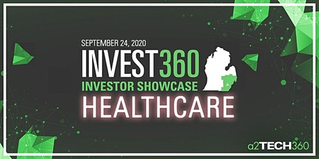 a2Tech360 presents: Invest360 Healthcare Session tickets
