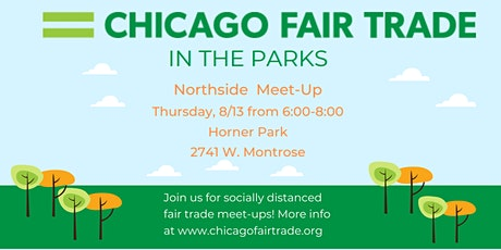 Chicago Fair Trade in the Parks-Northside Edition tickets