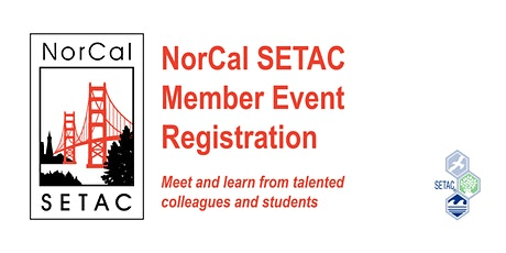 2020 NorCal SETAC Annual  Virtual Meeting tickets