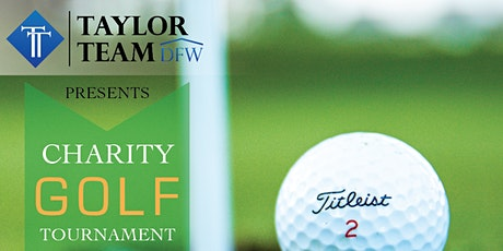 Taylor Team DFW - Charity Golf Tournament tickets