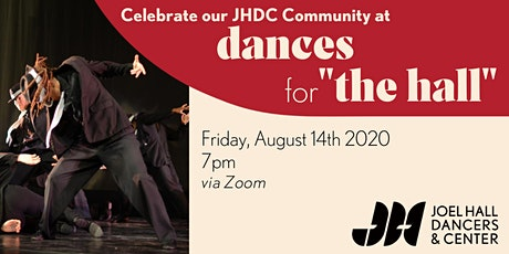 """Dances for """"The Hall"""" tickets"""