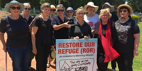 Uncovering the History of the Women's Refuge Movement in Regional NSW tickets