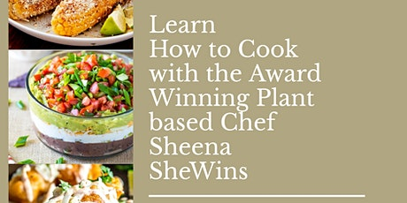 """""""Ohm Woke"""" in the Kitchen w/ Chef Sheena SheWins  WE'RE MAKING TACOS!! tickets"""