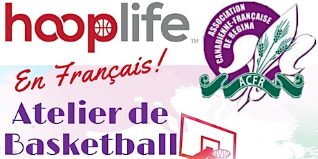 Atelier de Basketball Hooplife en Français tickets