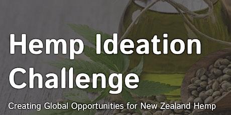Hemp Ideation Challenge tickets
