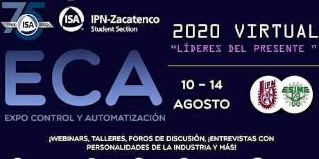 ECA 2020 Virtual boletos