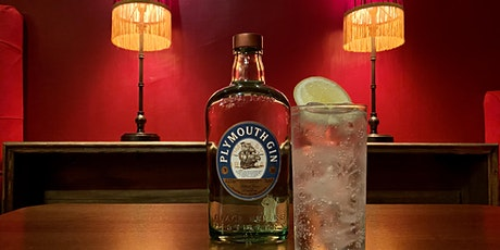 Online Plymouth Gin Master Class at Bar Valentino tickets